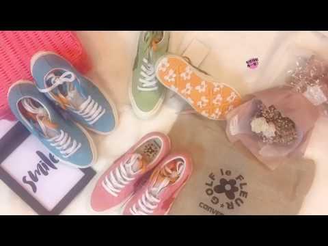 CONVERSE新款來了!粉紅球鞋大爆發!
