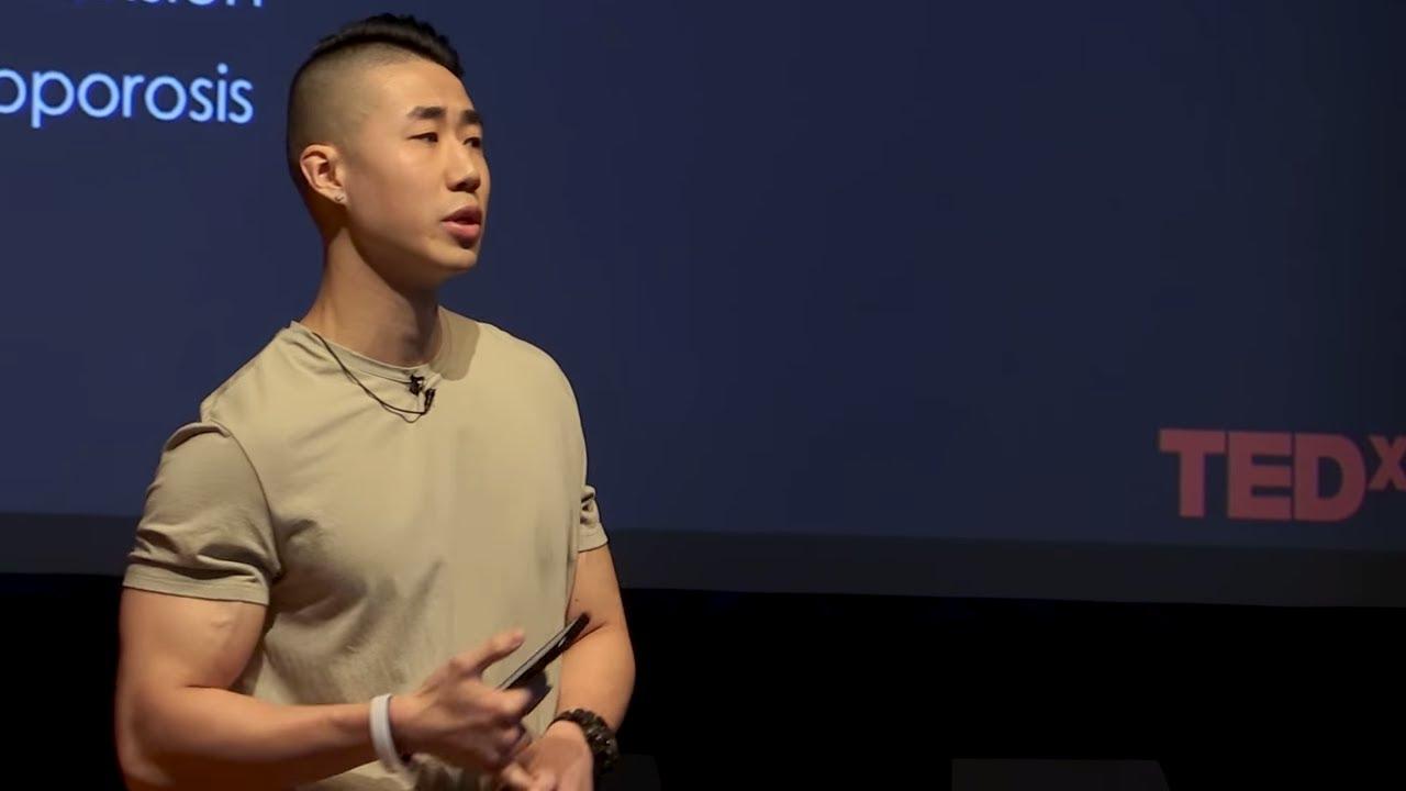 Power of Fitness | Vincent Lam | TEDxRanneySchool