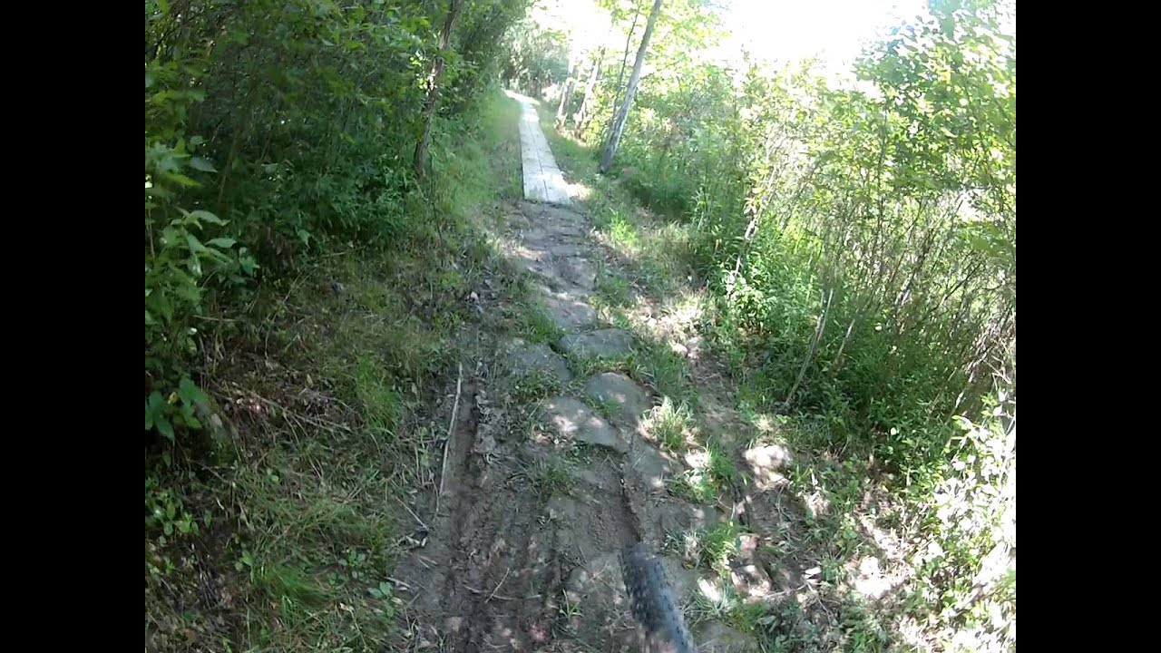 Westbranch Mountain Bike Trail July 2015 Youtube