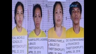 24 Oras Exclusive Grupong dati nang nakulong dahil sa pagnanakaw muling umatake