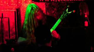 FLESHEATER - Five (The White Swan 4-10-15)