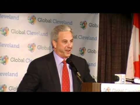 Global Cleveland - Michael Siegal of the Jewish Federation