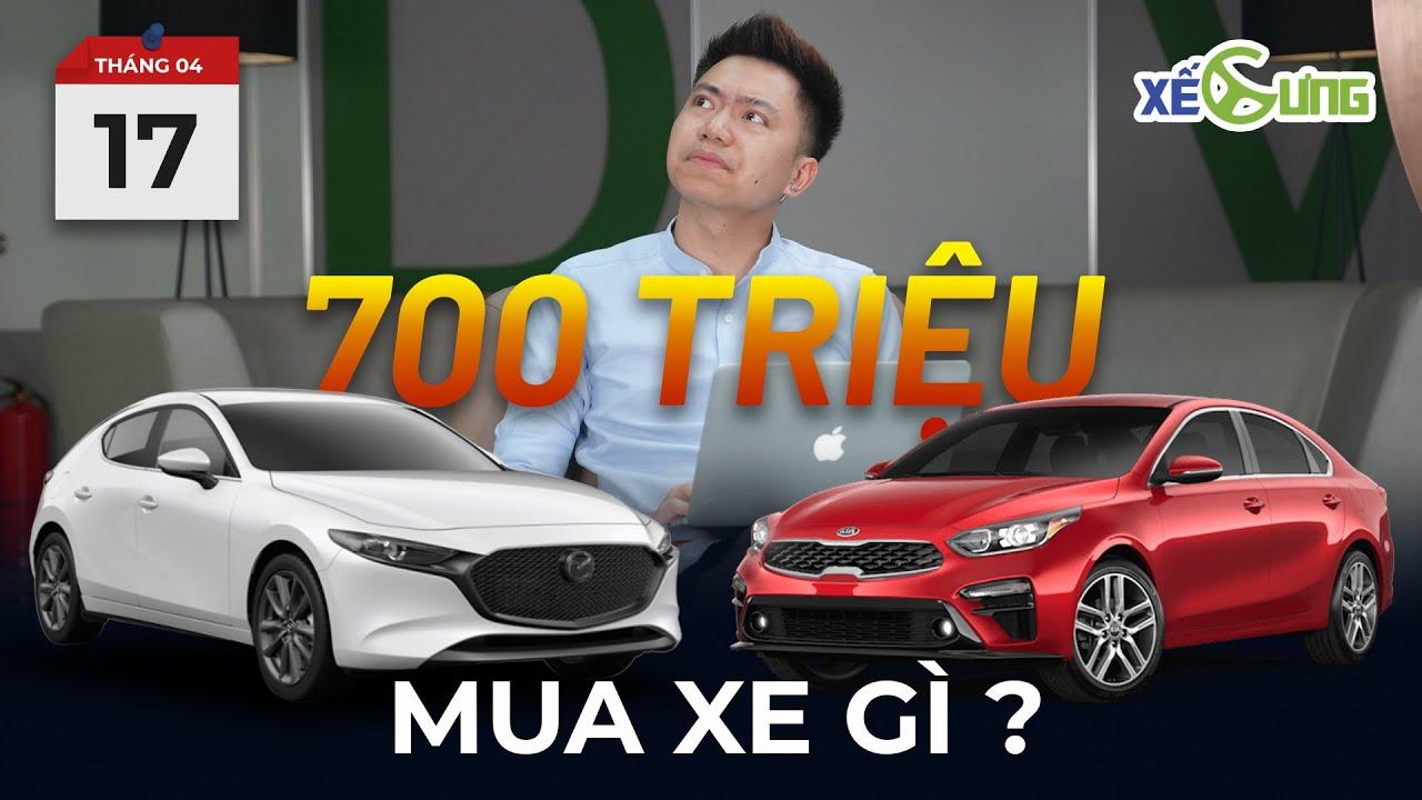 700 triệu nên mua xe gì? Cũ hay mới? 5 chỗ hay 7 chỗ và câu trả lời của Kenz