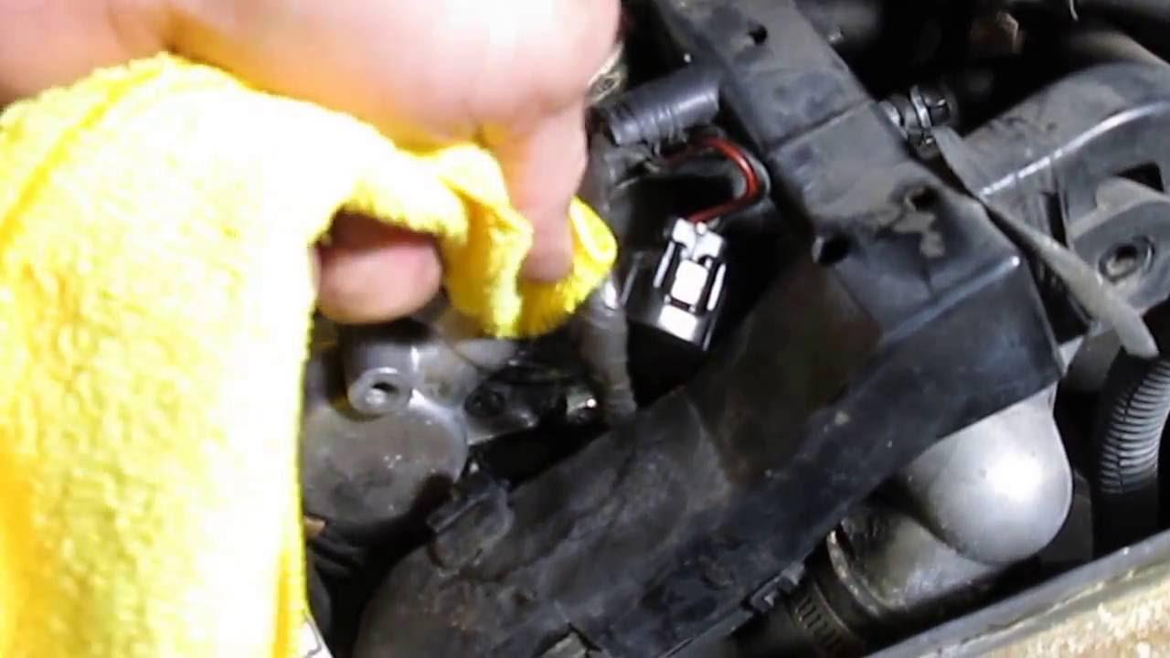 P0340 Code: Camshaft Position Sensor on Mitsubishi Galant