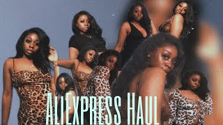 Aliexpress Haul : BADDIE ON A BUDGET