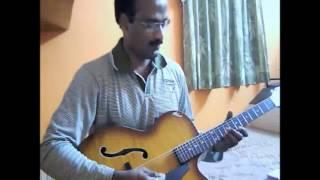 Sukhaharta Dukhaharta Ganesh Aarti Guitar Instrumental Sreekumar Nair