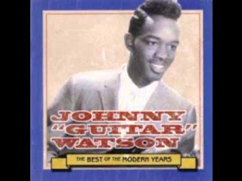 Johnny 'Guitar' Watson  - Hot Little Mama