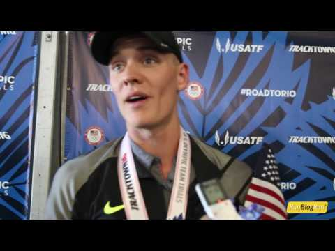 Sam Kendricks @ 2016 USA Olympic Trials day 4