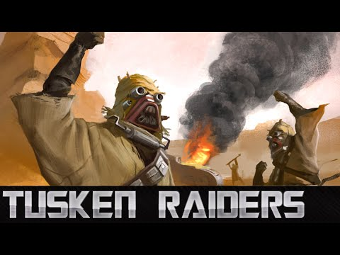 Star Wars lore: Tusken Raiders
