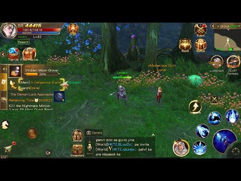 Era Of Celestials | Open World MMORPG ~ Android Gameplay