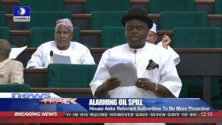 House To Investigate Alarming Oil Spill In Niger Delta 12/11/15