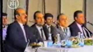 زجل لبناني, حفلة الكويت - زين شعيب وخليل شحرور قسم 1/5