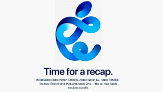 Apple Event —  two minutes