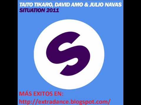 David Amo & Julio Navas* David Amo_Julio Navas·Present Paco Maroto - Electronic Electro