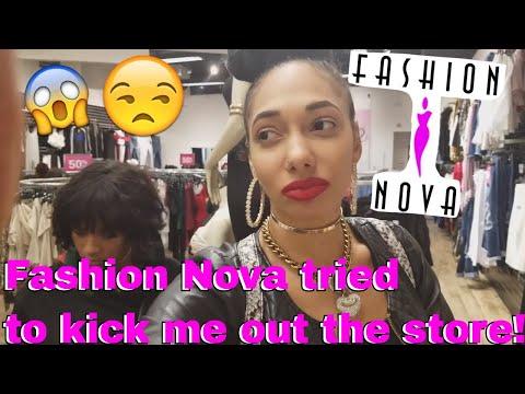 2d6fe37fd9 Fashion Nova tried to kick me out of store! $500 Fashion Nova Store Haul |  Day #5 in LA| Aye Yo Jazz