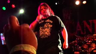 "Cannibal Corpse Live Mexico 2013 ""Dormant Bodies Bursting - Disposal of the Body -Decency Defied  """