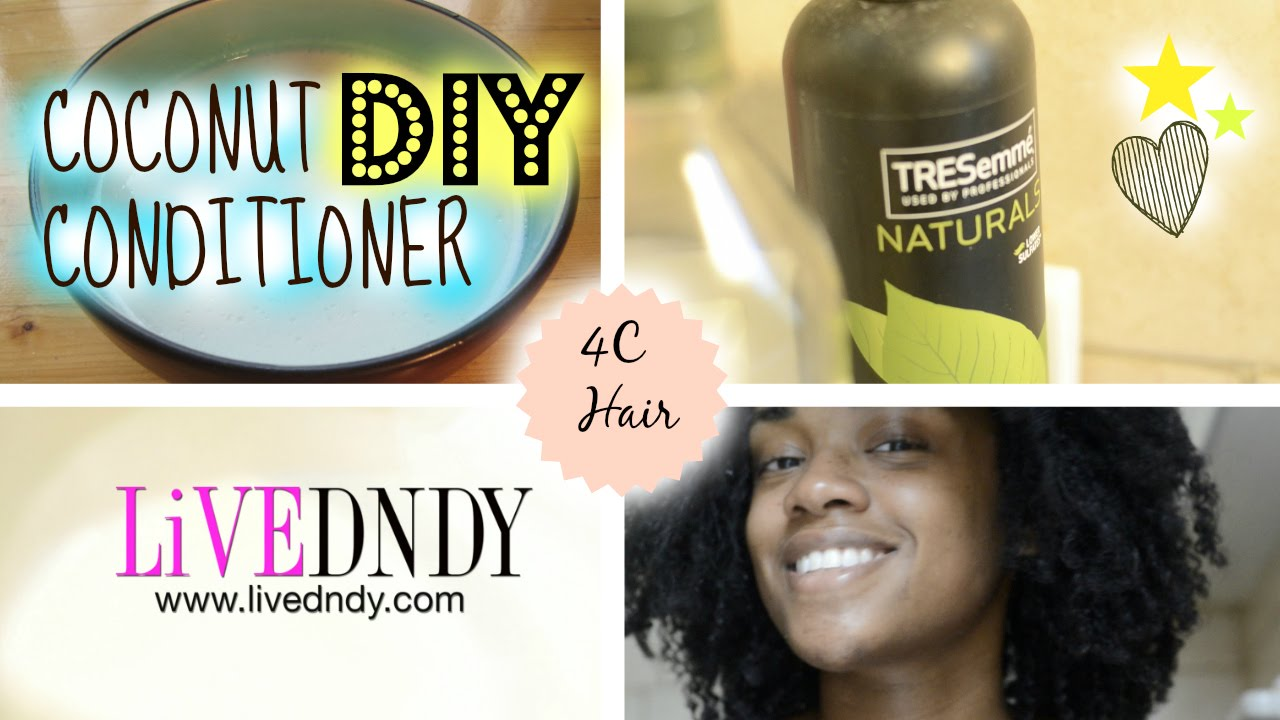 Natural Deep Conditioner For Colored Hair