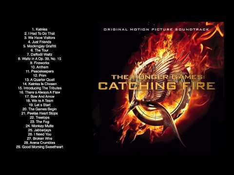 James Newton Howard - The Hunger Games: Catching Fire ...