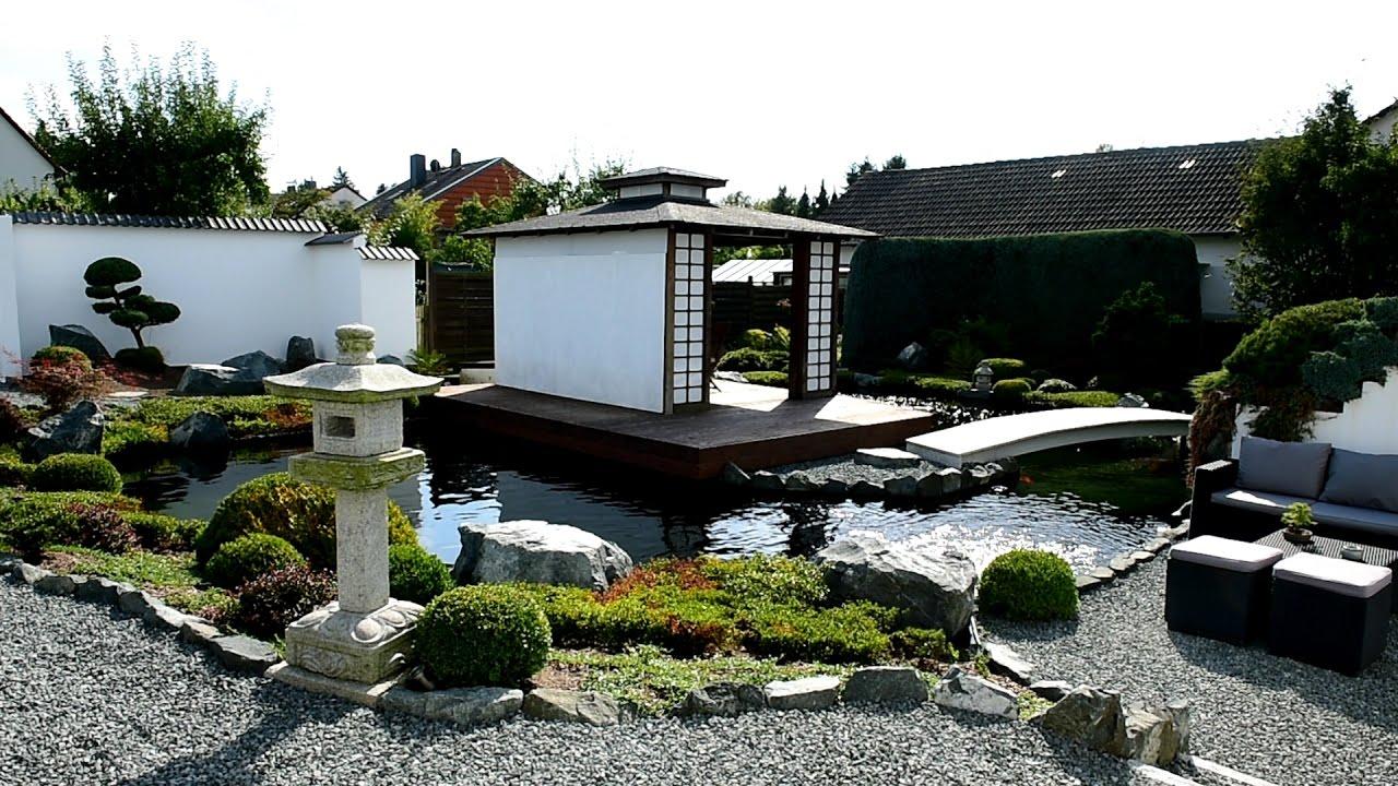 Modern Koi Blog 1384 Ein Japangarten Mit Traumteich In Eigenleistung N E U