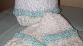 Set cappellino - muffole 1-3 mesi