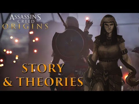 Assassin's Creed Origins - The Story | What We Know So Far & Theories