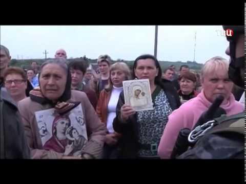 Украина. Огонь на поражение. Специальный репортаж