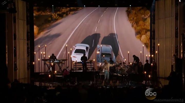 wiz khalifa charlie puth lindsey stirling  see you again 2015 billboard music awards
