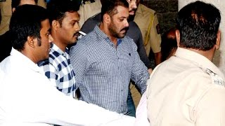 Salman Khan was not driving car SC told