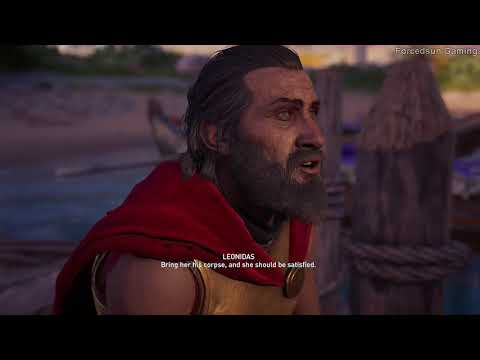 Assassin's Creed Odyssey - The Fate Of Atlantis Episode 1 - A Life For A Life