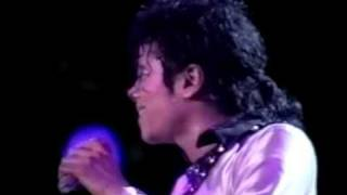 Michael Jackson - Human Nature (Live Bad Tour 1987)