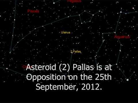 Asteroid (2) Pallas