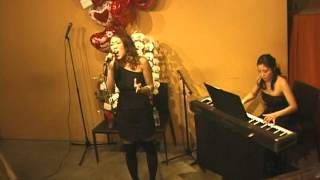 Valentineday Acoustic Live !!! ☆ @両国 d collection Vocal. Aya Pian...