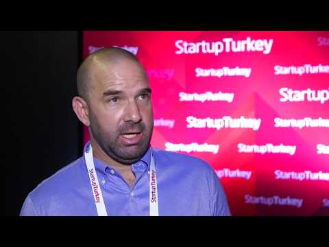 Alex Salkever - Interview - Startup Turkey 2018