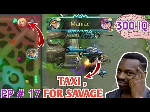 300 IQ Genius Plays Moments Episode # 17 Mobile Legends LUCU |WTF|Funny |OMG| (Smartest Plays)