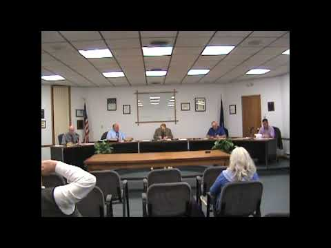Rouses Point Village Board Meeting  4-1-19