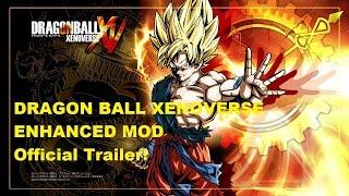 Dragon Ball Xenoverse Enhanced Mod Official Trailer PC PS3