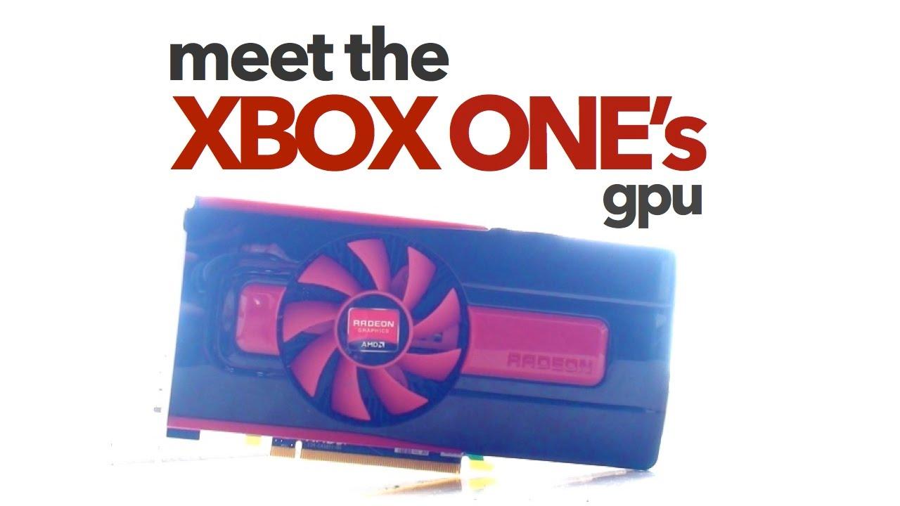 Meet the Xbox One's GPU