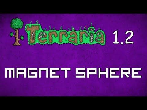 Magnet Sphere - Terraria 1.2 Guide New Magic Weapon! - GullofDoom - Guide/Tutorial