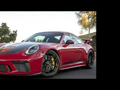 Test Drive and Review : Vorsteiner Sprinkles Some Fairy Dust On The Porsche 911 GT3