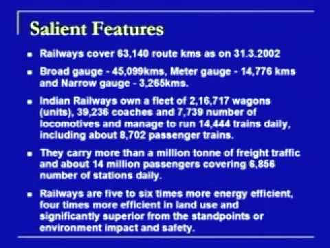 Lec-1 Introduction to Railway Engineering