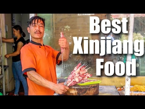 Xinjiang Uyghur Food | What Should I Eat While Traveling to Xinjiang? Q&A #4