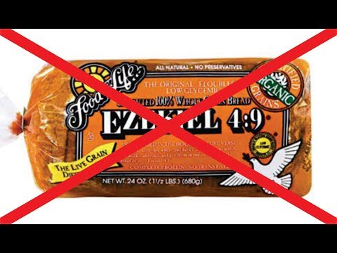 Why I Stopped Eating Ezekiel Bread. Don't Eat It Until You Watch This.