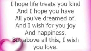 Whitney Houston - I will always love you (with lyrics)