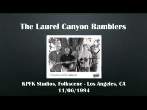 【CGUBA101】The Laurel Canyon Ramblers  11/06/1994
