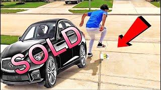 SELLING YOUR CAR PRANK ! (HILARIOUS)