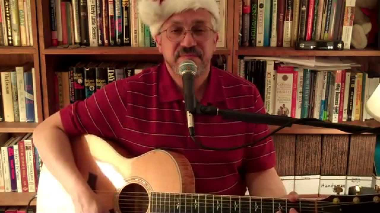 ♥♪♫ Barry Gordon Cover ~♥~ Nuttin' For Christmas ♫♪♥ - YouTube