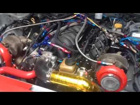 2004 Subaru WRX LS1 Swap Video | GM Authority