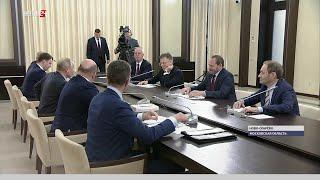 Путин указал на важность инвестирования в высокотехнологичные сферы
