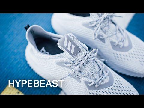A Closer Look at the adidas alphabounce ams