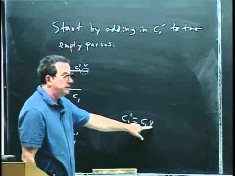 Unique-Decipherability. Graph algorithm  and proof of correctness